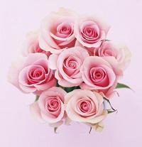 プリザードフラワー花束