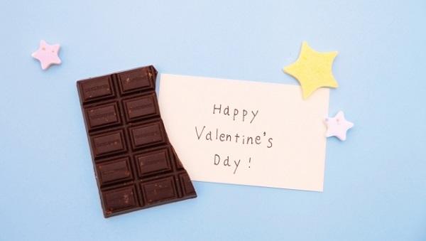 バレンタインにドクターズチョコレート