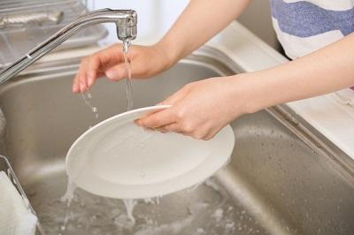 カーショップタオルお皿にも使える?
